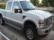 2008 FORD f250 Ford F-250 King Ranch